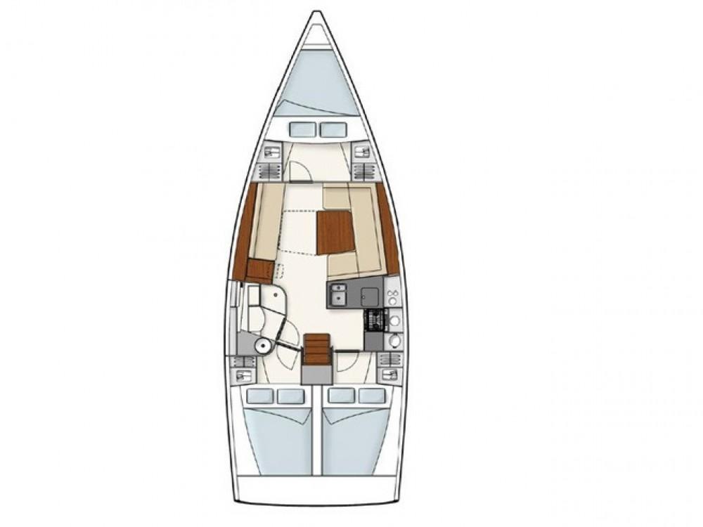 Zeilboot te huur in Ponta Delgada (São Pedro) voor de beste prijs