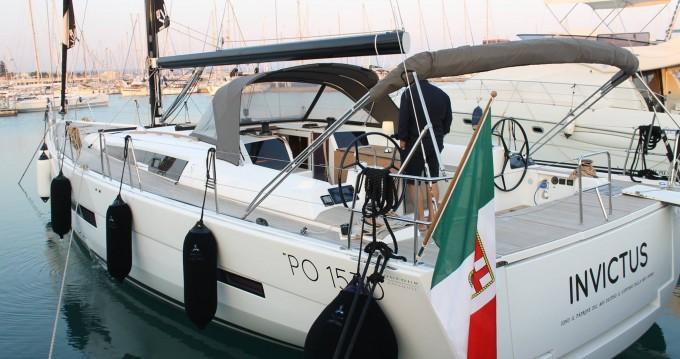 Verhuur Zeilboot in Marina di Ragusa - Dufour Dufour 56 Exclusive