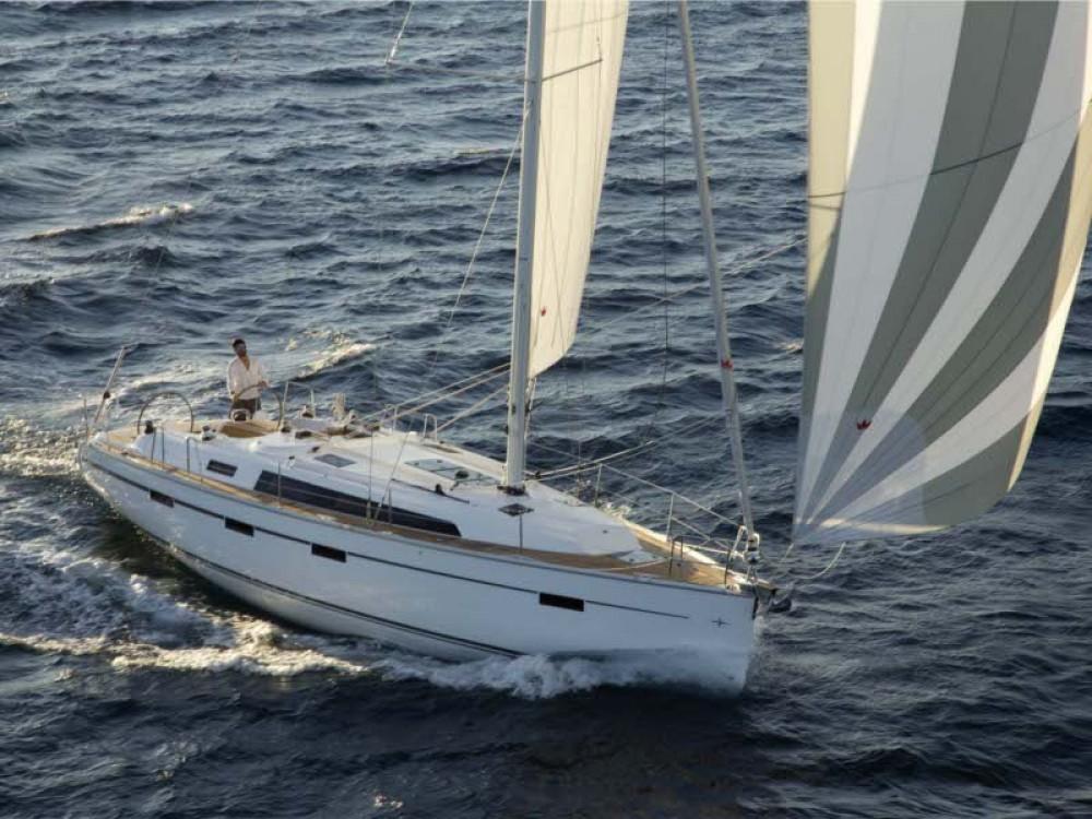 Verhuur Zeilboot in Ponta Delgada - Bavaria Bavaria Cruiser 41