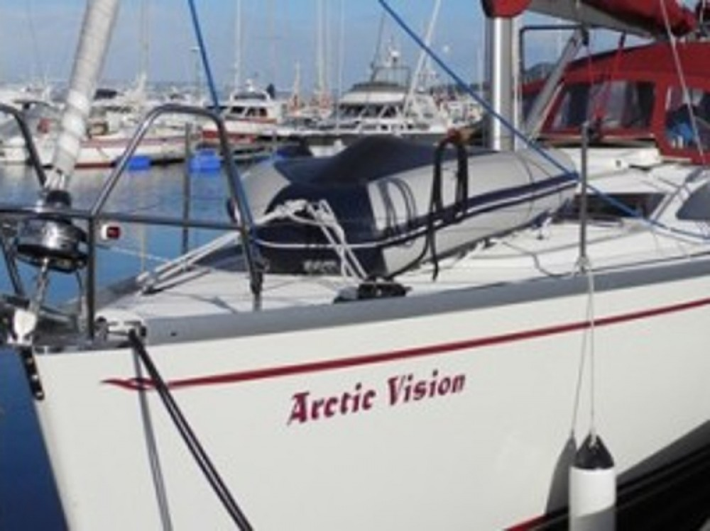 Verhuur Zeilboot in  - Delphia Delphia 37