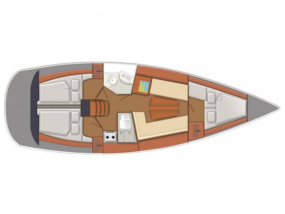 Huur Zeilboot met of zonder schipper Delphia in