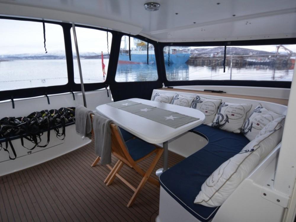 Catamaran te huur in Tromsø voor de beste prijs