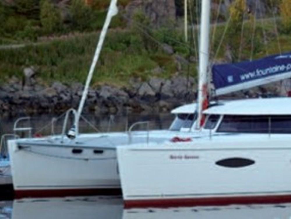 Jachthuur in Tromsø - Fountaine Pajot Salina 48 via SamBoat