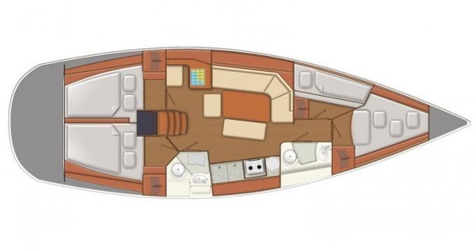 Verhuur Zeilboot in Tromso - Delphia Delphia 40