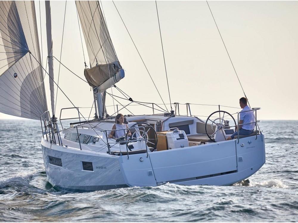 Huur een Jeanneau Sun Odyssey 410 in