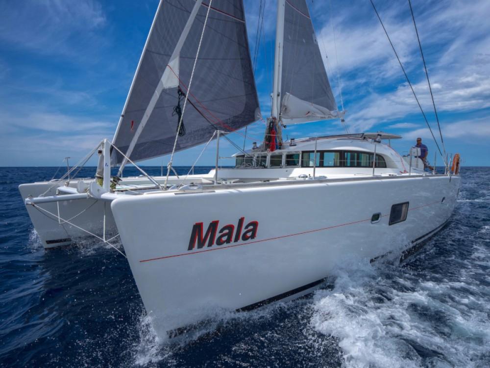Bootverhuur Split goedkoop Lagoon 570 Mala