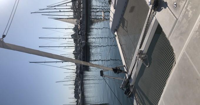 Huur Catamaran met of zonder schipper Lagoon in Gouviá