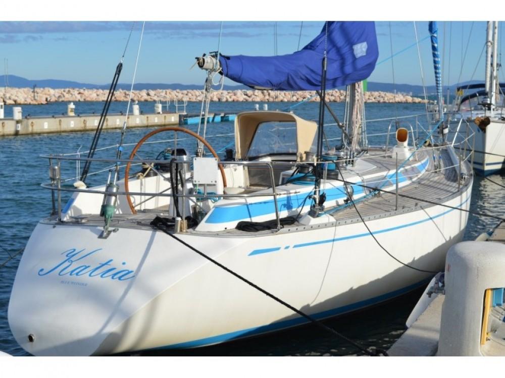 Huur Zeilboot met of zonder schipper  in Castiglione della Pescaia