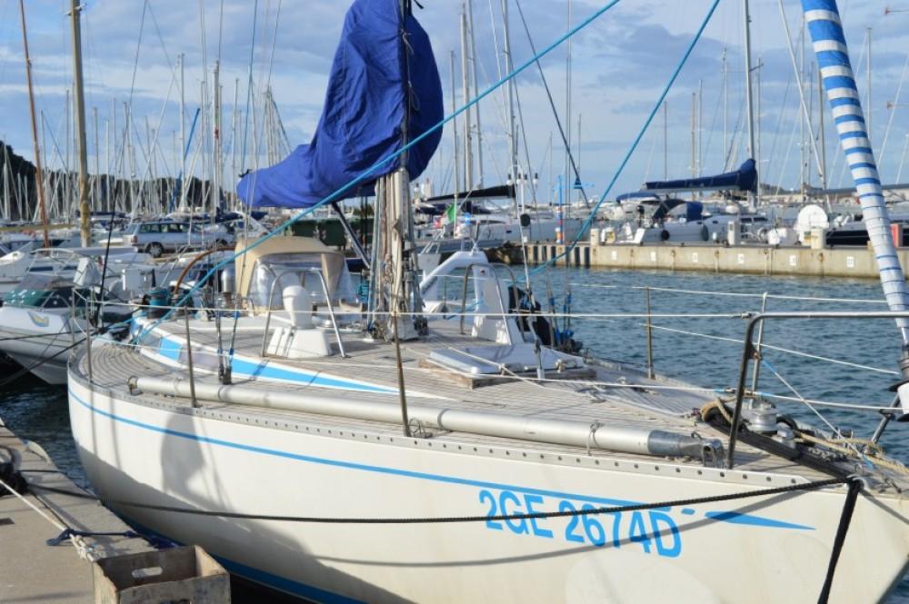 Jachthuur in Castiglione della Pescaia -  Swan 39 via SamBoat