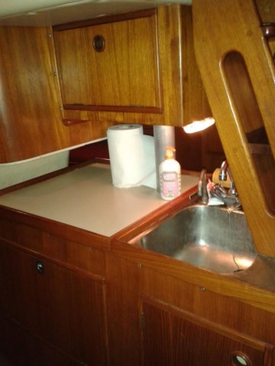 Verhuur Zeilboot in Castiglione della Pescaia -  Swan 39