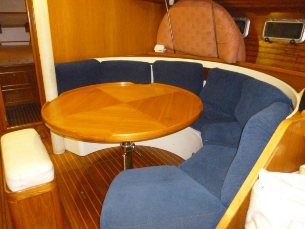 Bootverhuur Jeanneau Sun Odyssey 42 in Castiglione della Pescaia via SamBoat