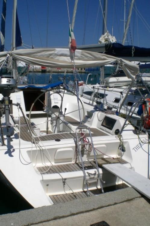 Jeanneau Sun Odyssey 42 te huur van particulier of professional in Castiglione della Pescaia