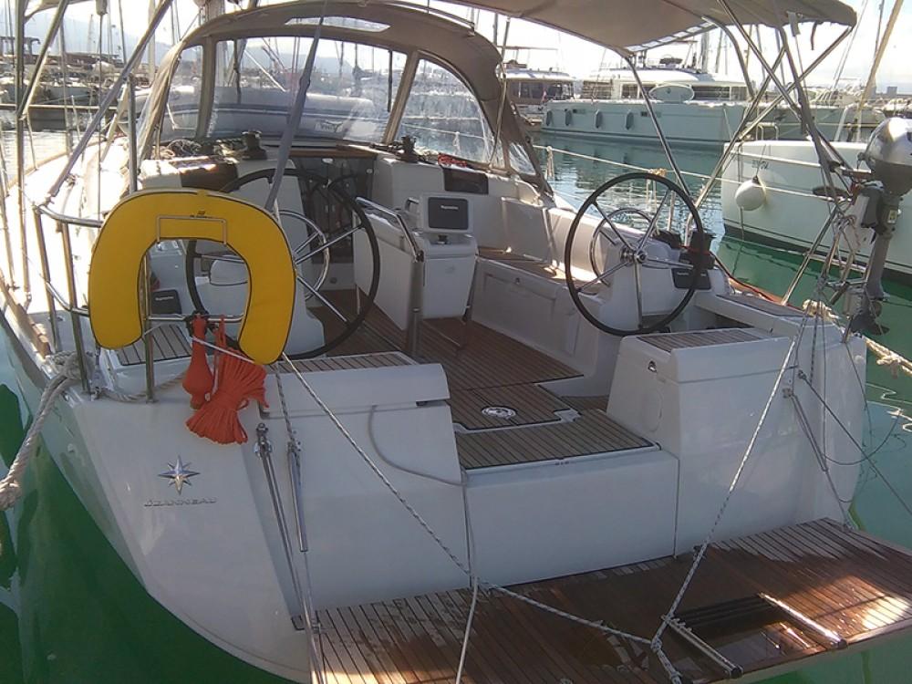Bootverhuur Jeanneau Sun Odyssey 449 in Kaštel Gomilica via SamBoat