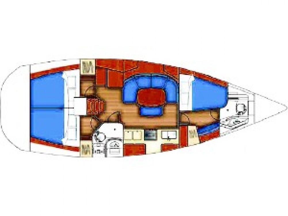 Zeilboot te huur in Mindelo voor de beste prijs