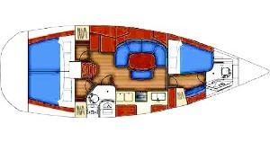 Bootverhuur Bénéteau Oceanis 393 in Mindelo via SamBoat