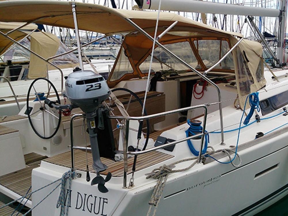 Jachthuur in Pula - Dufour Dufour 405 RM via SamBoat