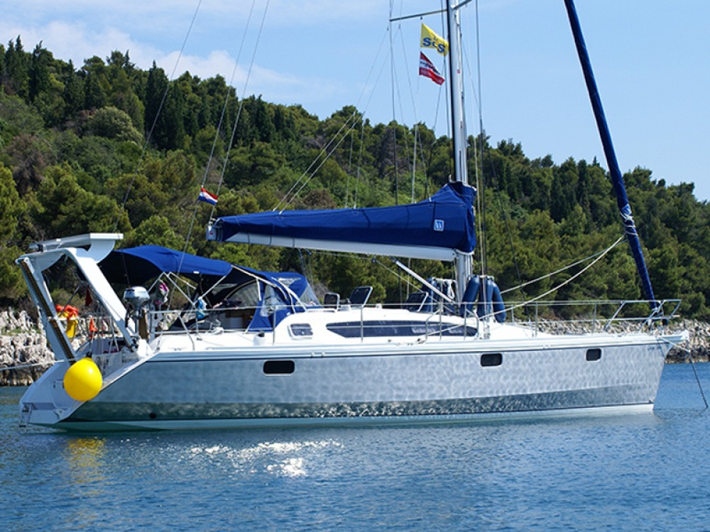 Huur Zeilboot met of zonder schipper Alubat in Pula