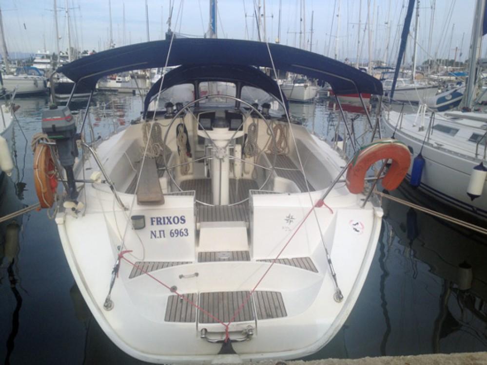 Huur een Jeanneau Sun Odyssey 42.2 in Marina Gouvia