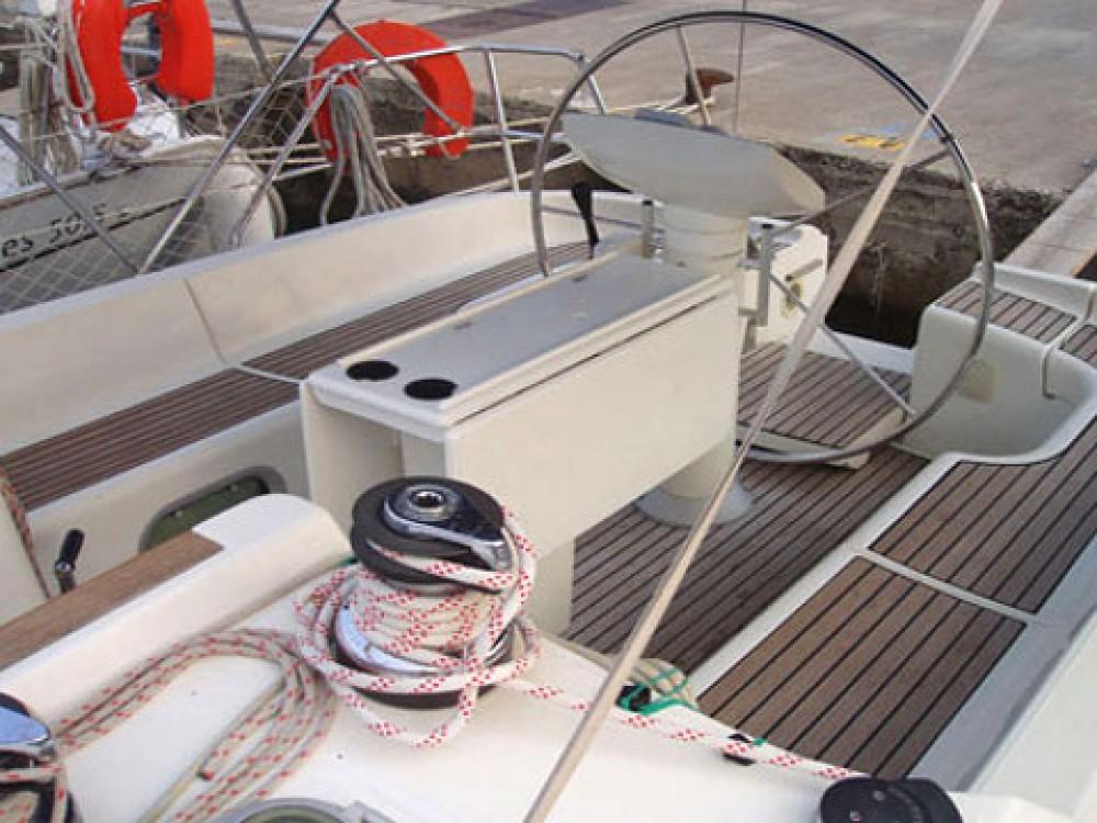 Verhuur Zeilboot in Marina Gouvia - Jeanneau Sun Odyssey 42.2