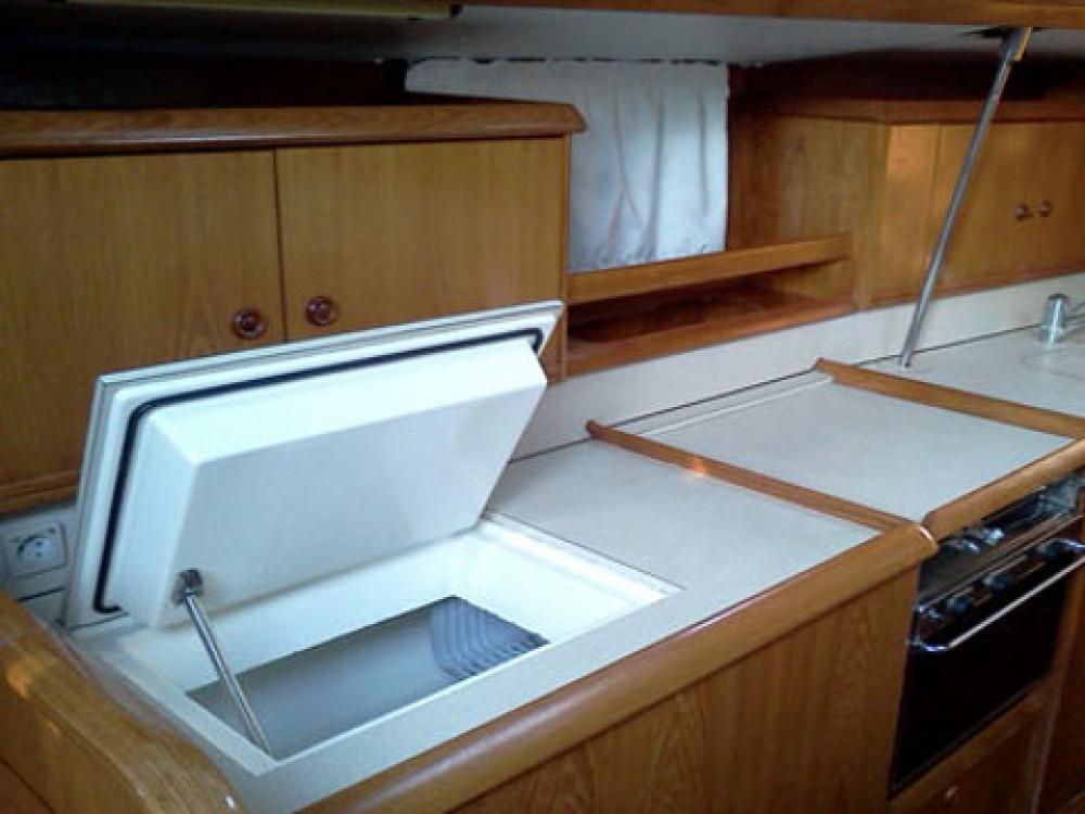 Jachthuur in Marina Gouvia - Jeanneau Sun Odyssey 42.2 via SamBoat