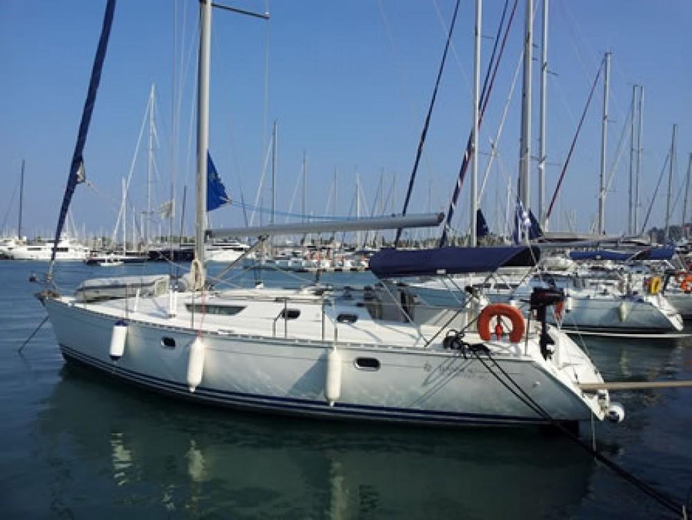 Bootverhuur Marina Gouvia goedkoop Sun Odyssey 42.2
