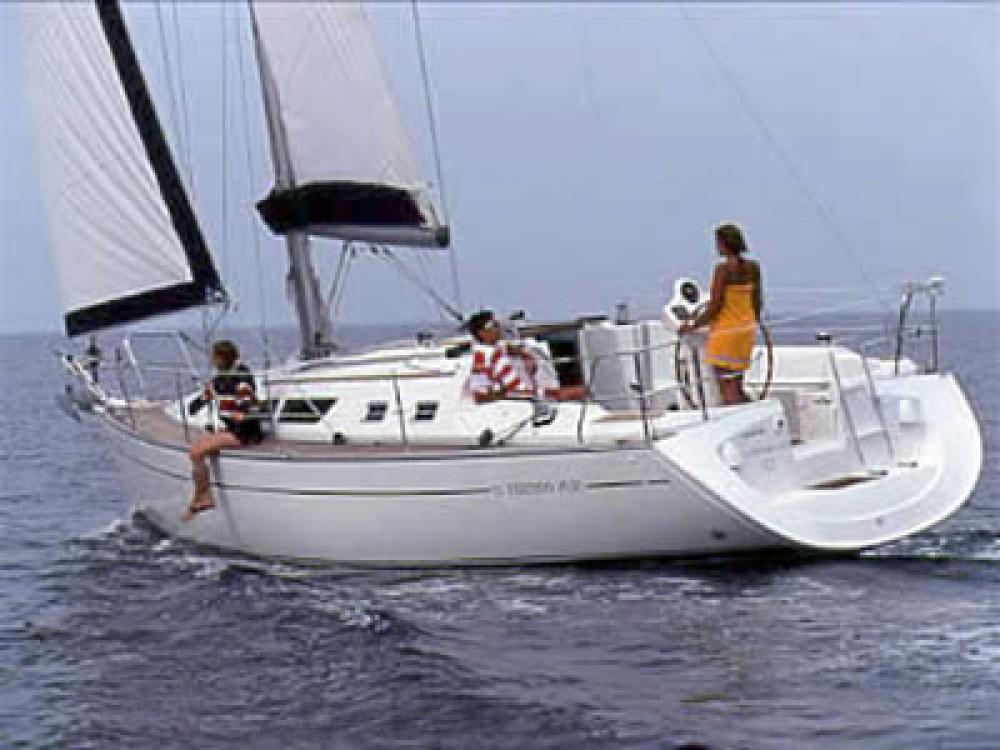 Huur een Jeanneau Sun Odyssey 37 in Marina Gouvia