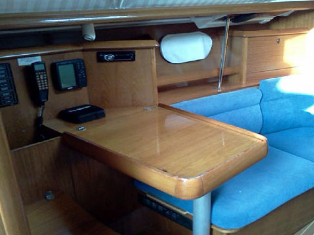 Bootverhuur Jeanneau Sun Odyssey 37 in Marina Gouvia via SamBoat