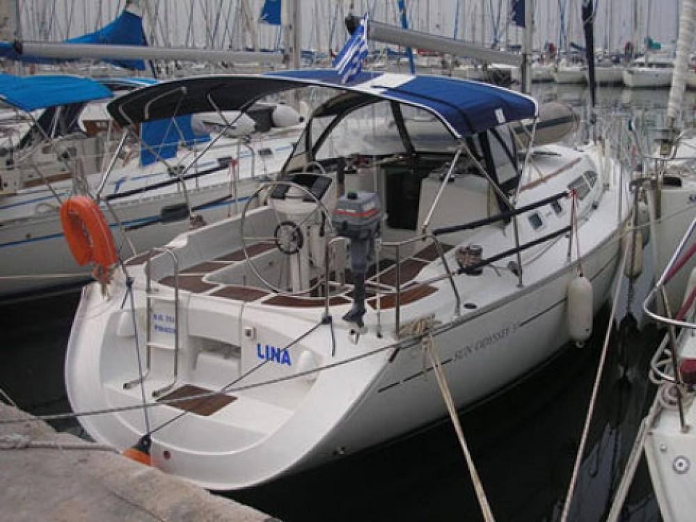 Verhuur Zeilboot in Marina Gouvia - Jeanneau Sun Odyssey 37