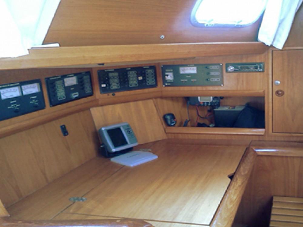 Huur een Jeanneau Sun Odyssey 45.2 in Marina Gouvia