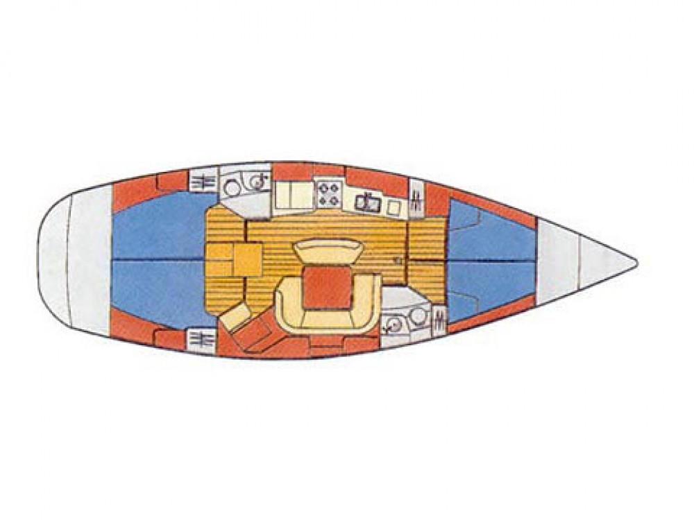 Jachthuur in Marina Gouvia - Jeanneau Sun Odyssey 45.2 via SamBoat