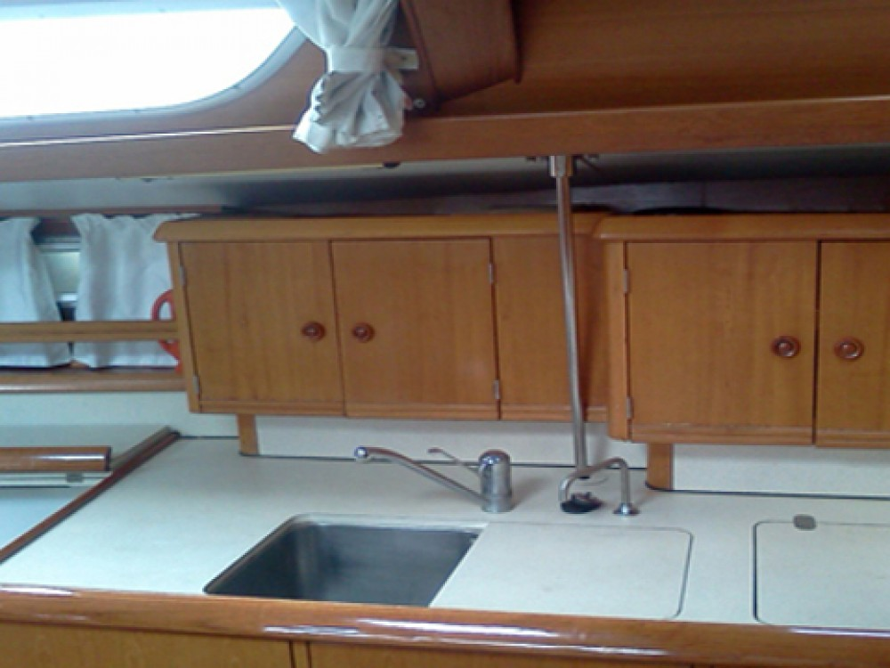 Verhuur Zeilboot in Marina Gouvia - Jeanneau Sun Odyssey 45.2