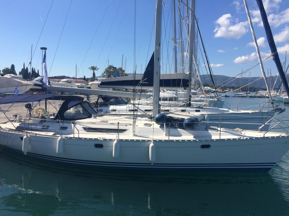 Bootverhuur Jeanneau Sun Odyssey 45.2 in Marina Gouvia via SamBoat
