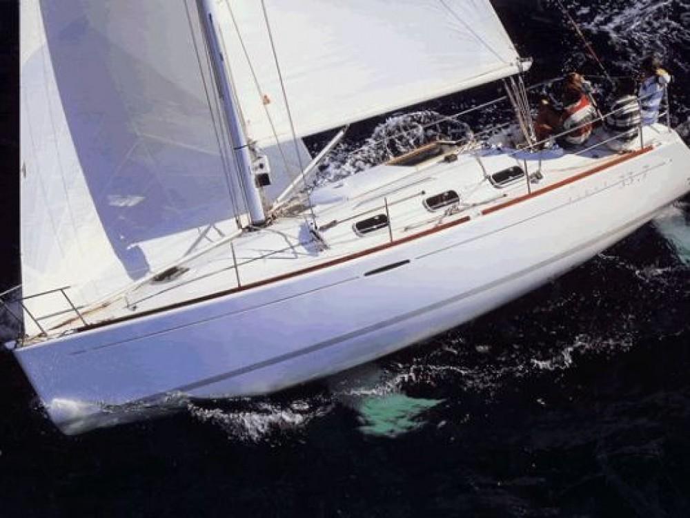 Bootverhuur Marina Gouvia goedkoop Oceanis 393 Clipper