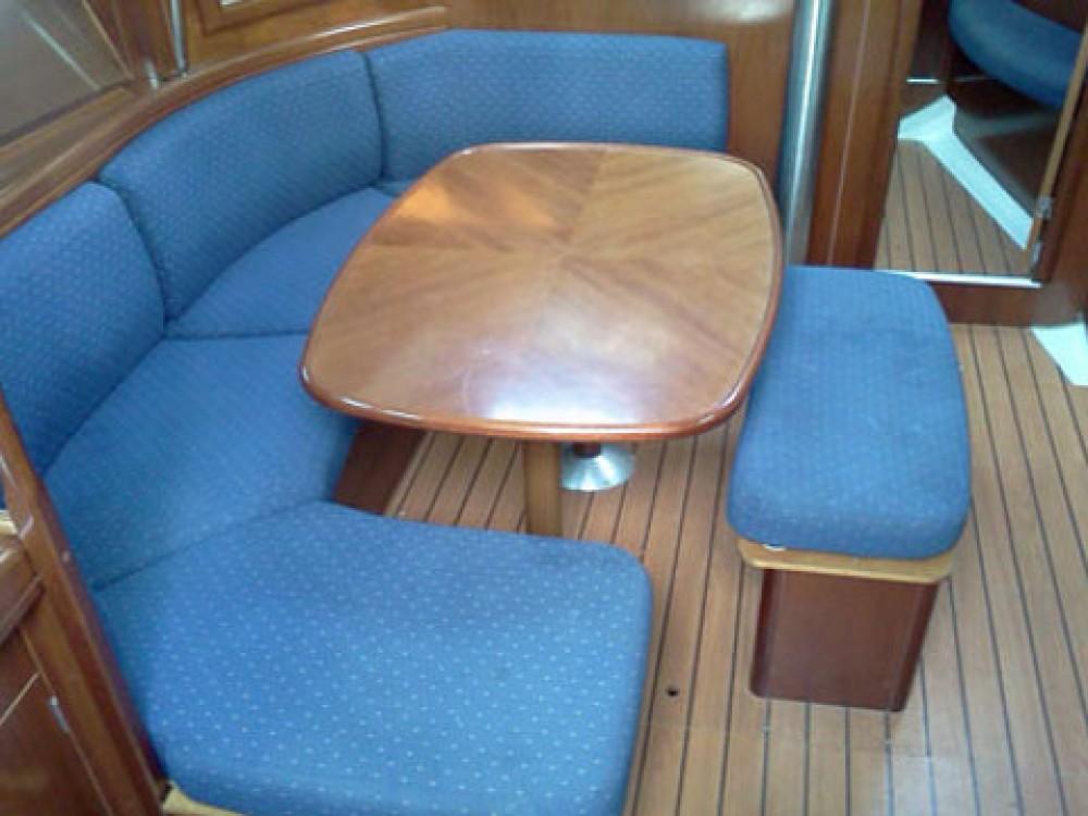 Verhuur Zeilboot in Marina Gouvia - Bénéteau Oceanis 393 Clipper