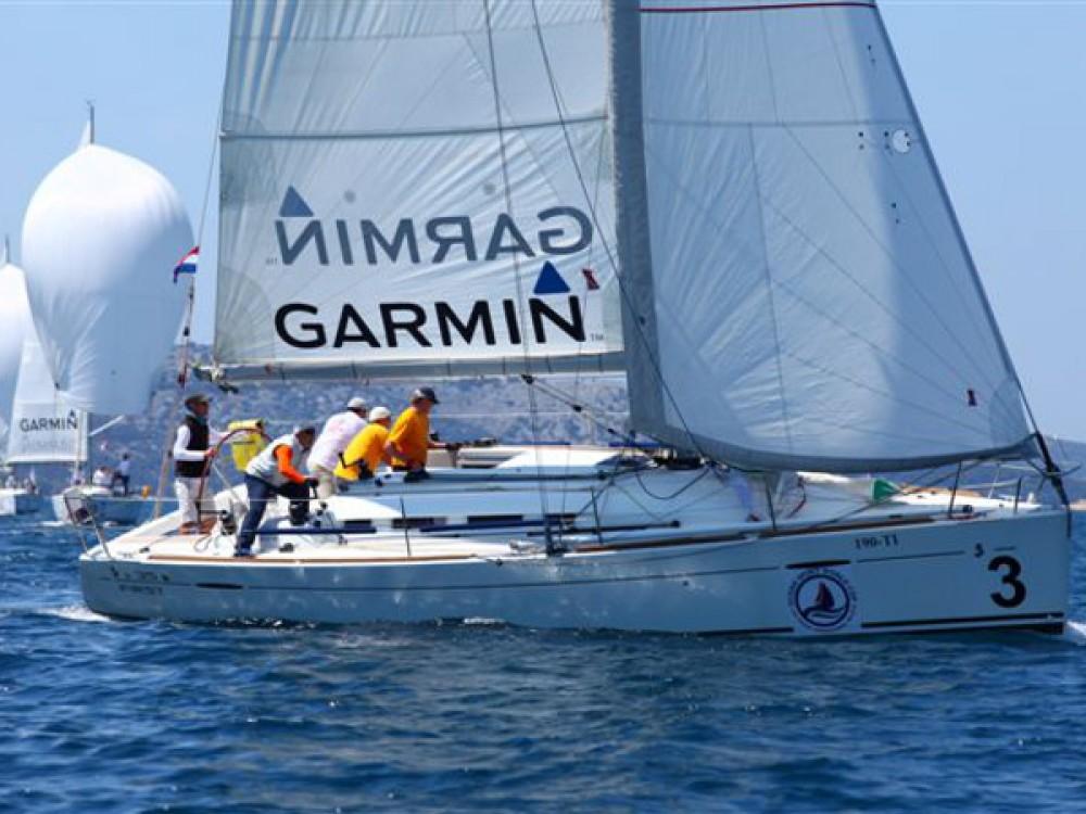 Jachthuur in Murter - Bénéteau First 35 via SamBoat