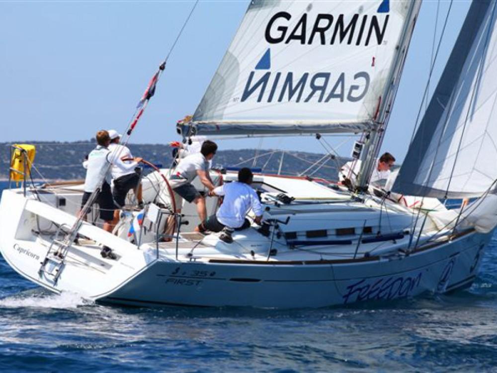 Verhuur Zeilboot in Murter - Bénéteau First 35