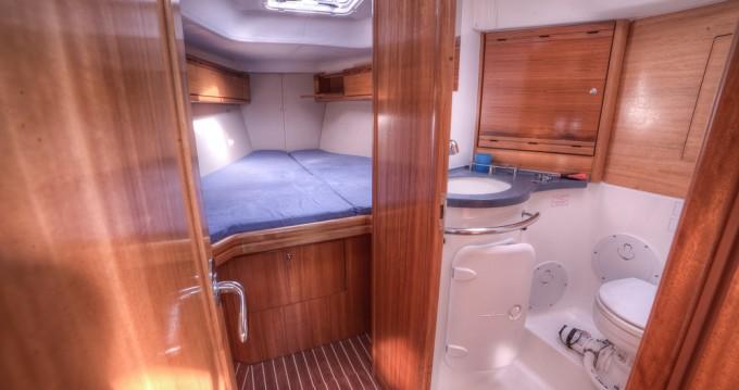 Verhuur Zeilboot in Lefkada (Island) - Bavaria Bavaria 38 Cruiser