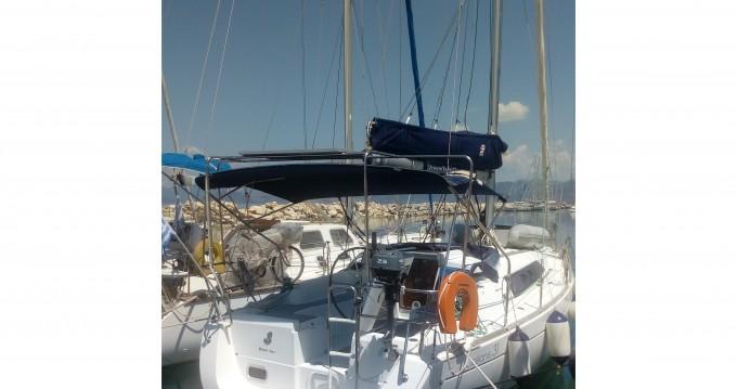Verhuur Zeilboot in Lefkada (Island) - Bénéteau Oceanis 31