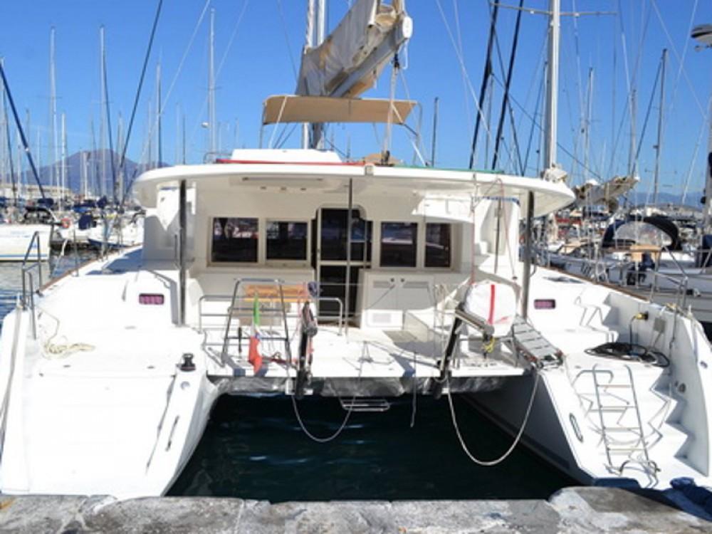 Lagoon Lagoon 450 te huur van particulier of professional in Castellammare di Stabia