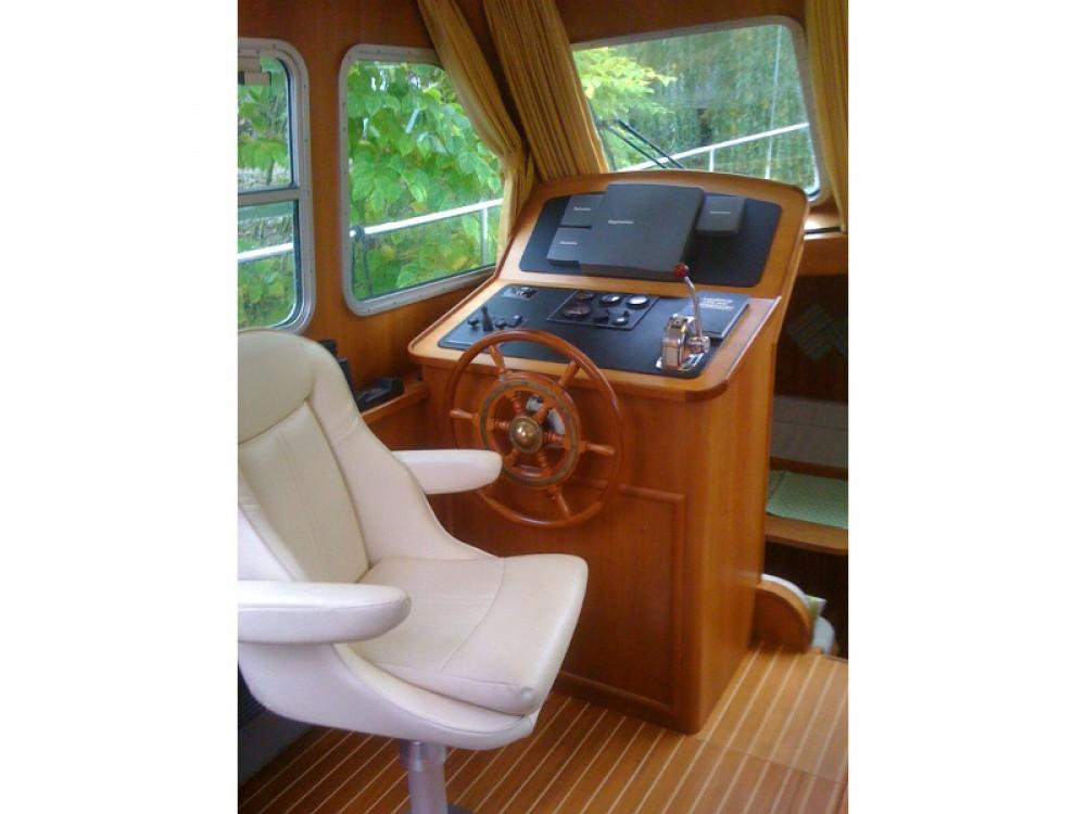 Verhuur Motorboot in Lübeck - Linssen Linssen Grand Sturdy 380 AC