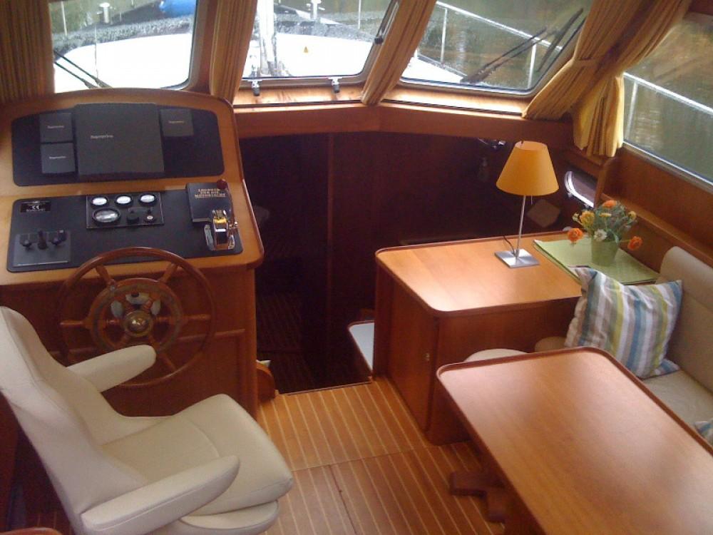 Linssen Linssen Grand Sturdy 380 AC te huur van particulier of professional in Lübeck