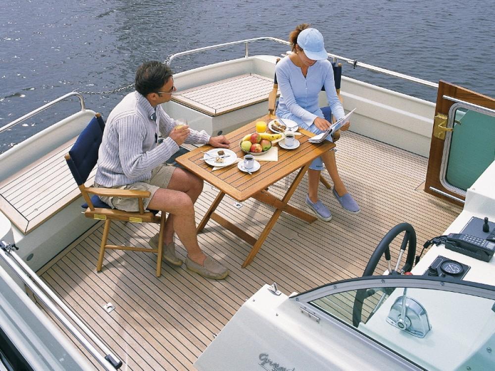 Verhuur Motorboot Linssen met vaarbewijs