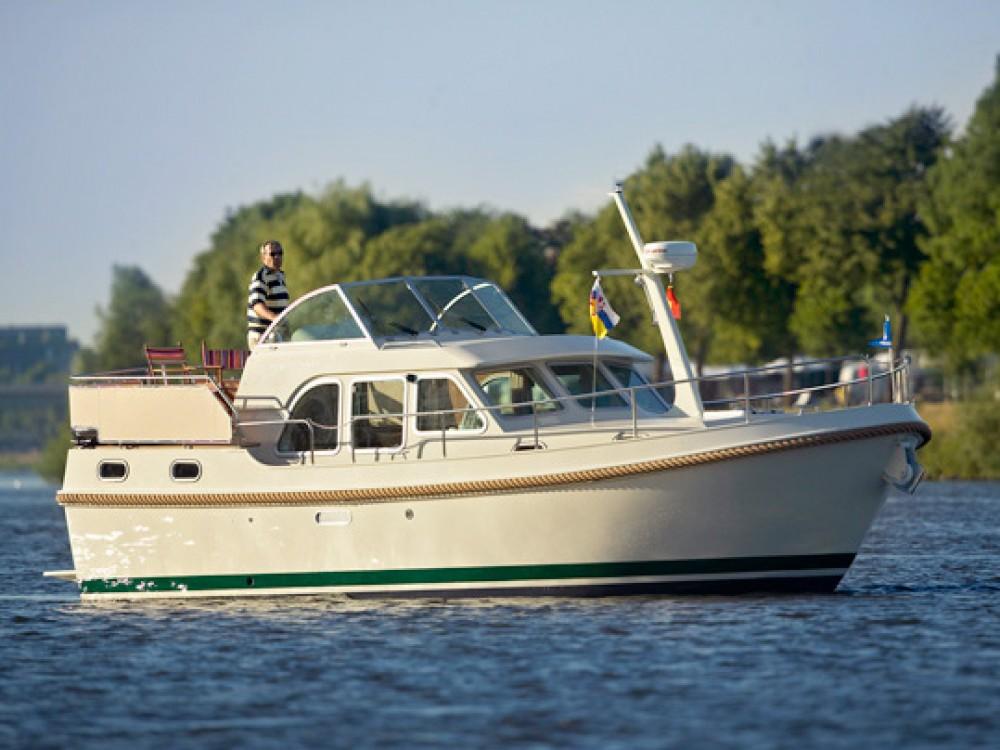 Huur Motorboot met of zonder schipper Linssen in Sundhagen