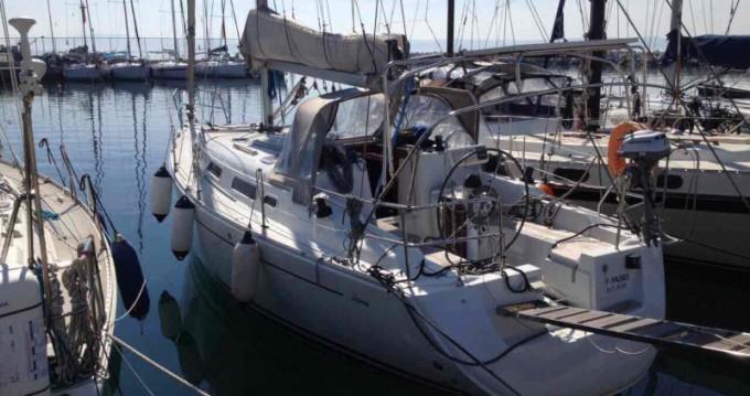 Zeilboot te huur in Néos Marmarás voor de beste prijs