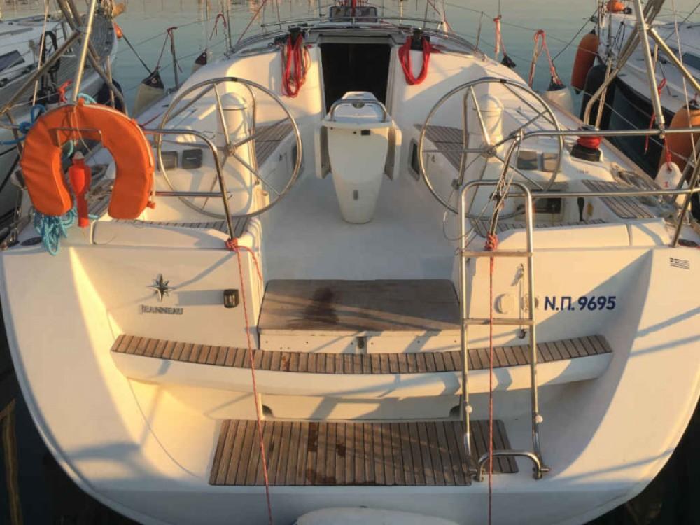 Bootverhuur Nikiana goedkoop Sun Odyssey 39i