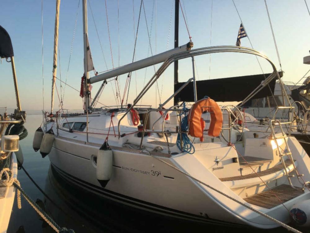 Bootverhuur Jeanneau Sun Odyssey 39i in Nikiana via SamBoat
