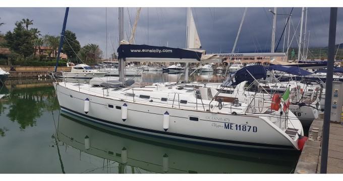 Jachthuur in Marina di Portorosa - Bénéteau Oceanis 473 via SamBoat