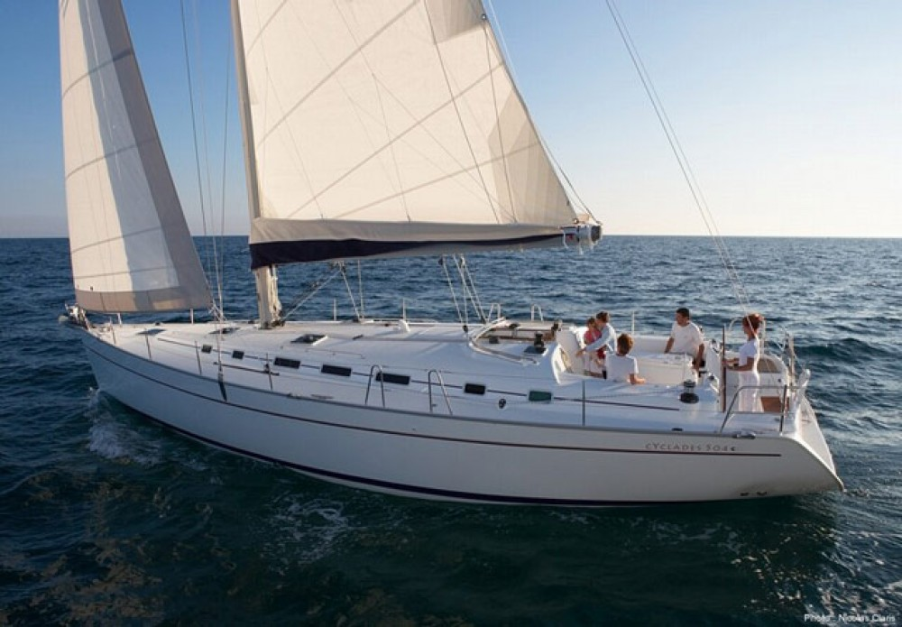 Bootverhuur Bénéteau Cyclades 50.5 in Furnari via SamBoat