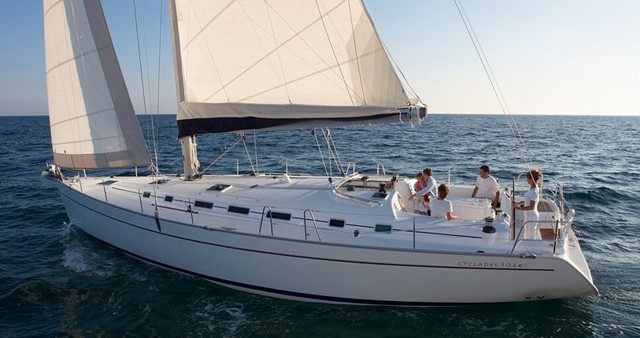 Bootverhuur Bénéteau Cyclades 50.5 in Marina di Portorosa via SamBoat