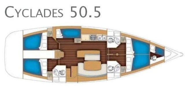 Huur Zeilboot met of zonder schipper Bénéteau in Marina di Portorosa